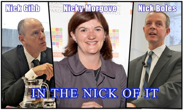 Nicky Morgove - In The Nick Of It