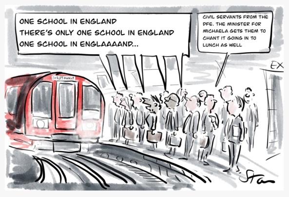 school | All Change Please!